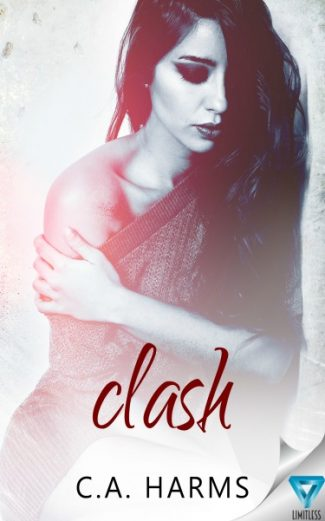 Cover Reveal: Clash by CA Harms