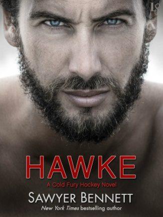 Release Day Blitz: Hawke (Cold Fury Hockey #5) by Sawyer Bennett