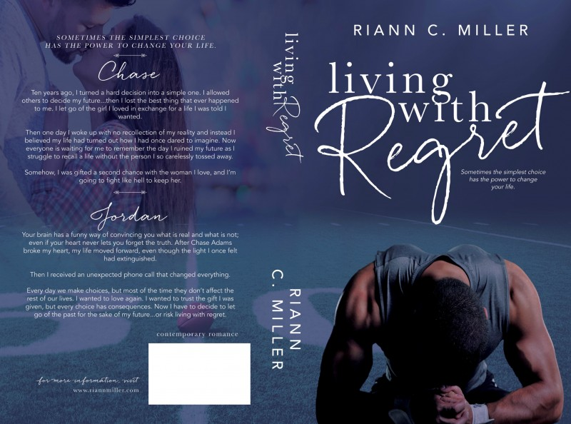 Living With Regret Full Jacket
