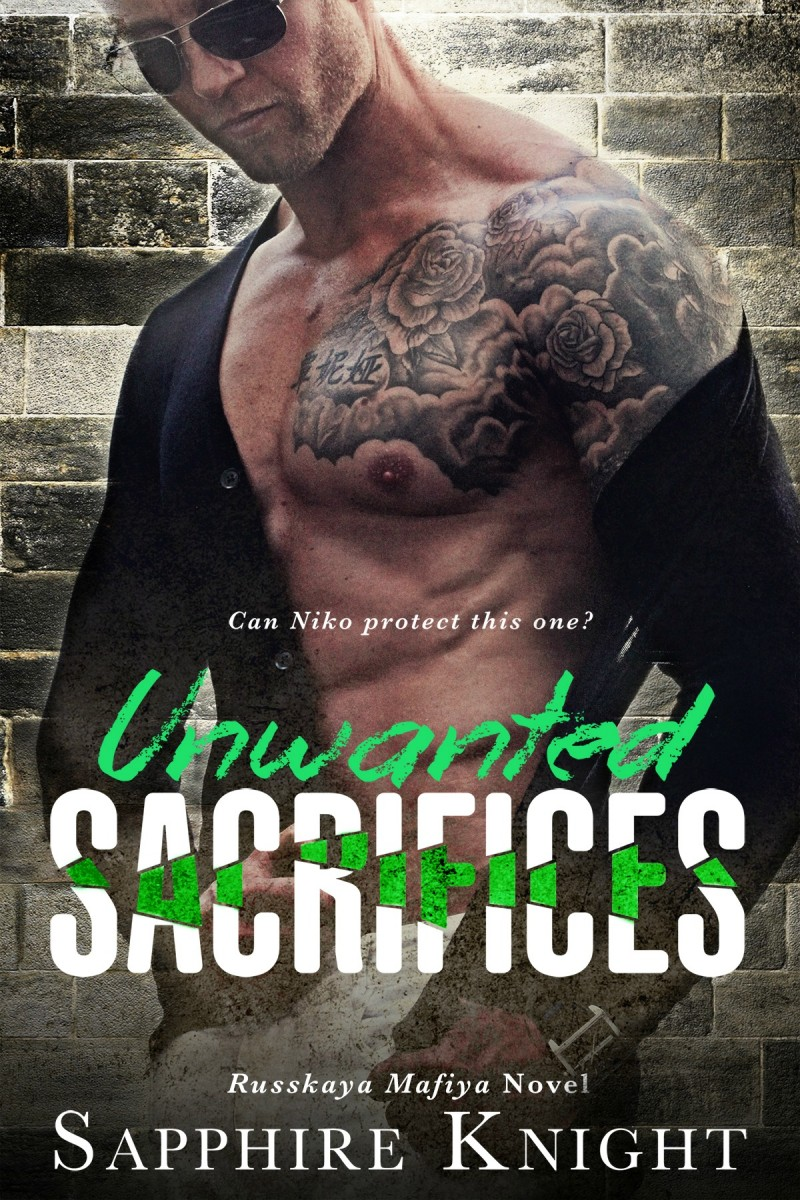 Unwanted Sacrifices Ebook Cover