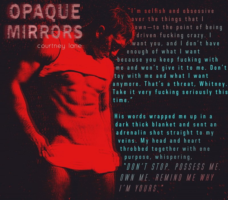 opaque mirrors teaser CR