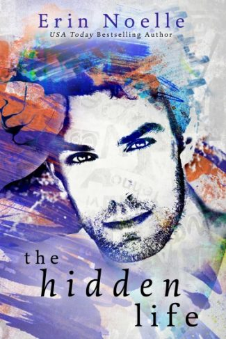 Cover Reveal: The Hidden Life by Erin Noelle