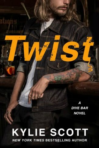 Cover Reveal: Twist (Dive Bar #2) by Kylie Scott