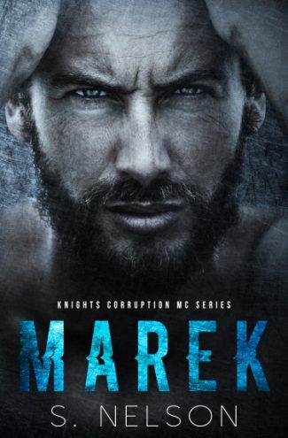 Release Day Review + Giveaway: Marek (Knights Corruption MC #1) by S Nelson