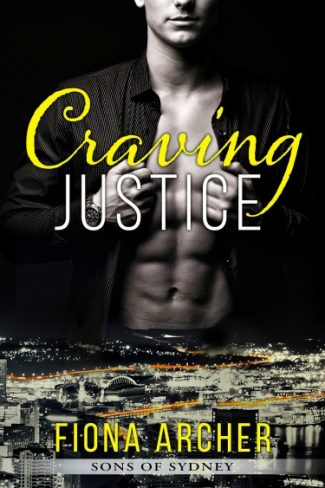 Release Day Blitz + Giveaway: Craving Justice (Sons of Sydney #1) by Fiona Archer