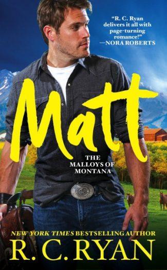 Release Day Blitz + Giveaway: Matt (Malloys of Montana #1) by RC Ryan