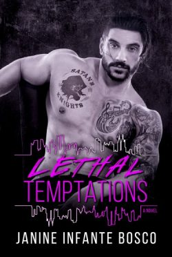 Cover Reveal + Giveaway: Lethal Temptations (Tempted #5) by Janine Infante Bosco