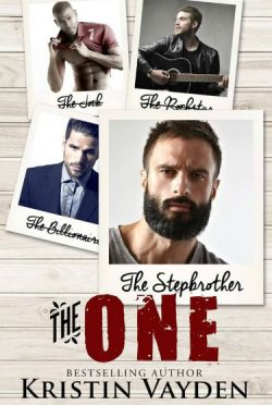 Cover Reveal + Giveaway: The One by Kristin Vayden