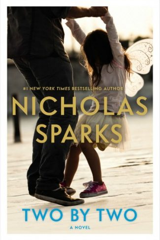 Cover Reveal: Two By Two by Nicholas Sparks