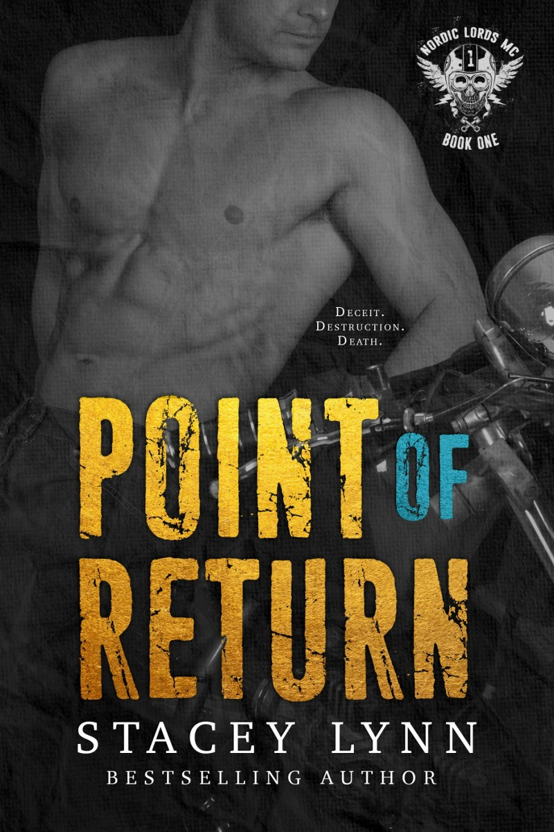 1 Point of Return Ebook Cover