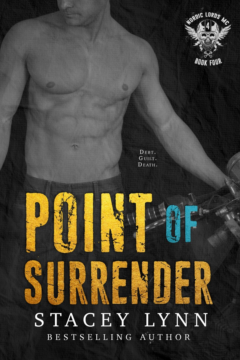 4 Point of Surrender Ebook Cover