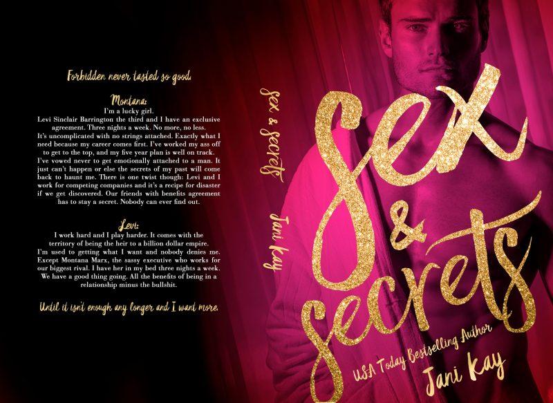 Sex & Secrets Full Jacket