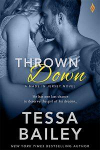 THROWN DOWN - cover