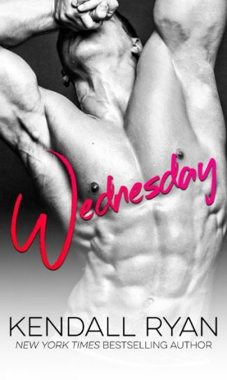Cover Reveal: Wednesday by Kendall Ryan