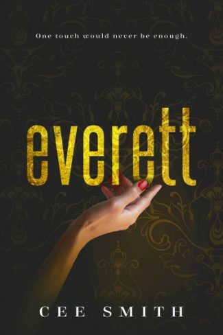 Cover Reveal: Everett by Cee Smith