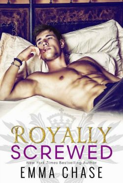 Cover Reveal: Royally Screwed (The Royals Trilogy #1) by Emma Chase