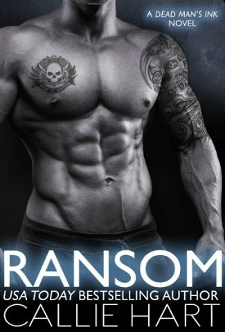 Cover Reveal: Ransom (Dead Man's Ink #3) by Callie Hart