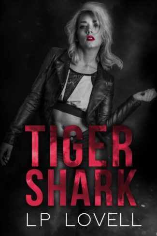 Cover Reveal: Tiger Shark by LP Lovell