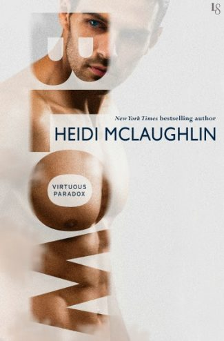 Cover Reveal: Blow (Virtuous Paradox #1) by Heidi McLaughlin
