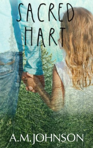 Cover Reveal + Giveaway: Sacred Hart by AM Johnson
