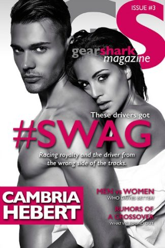Cover Reveal + Giveaway: #Swag (GearShark #3) by Cambria Hebert