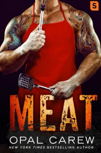 Cover Reveal: Meat by Opal Carew