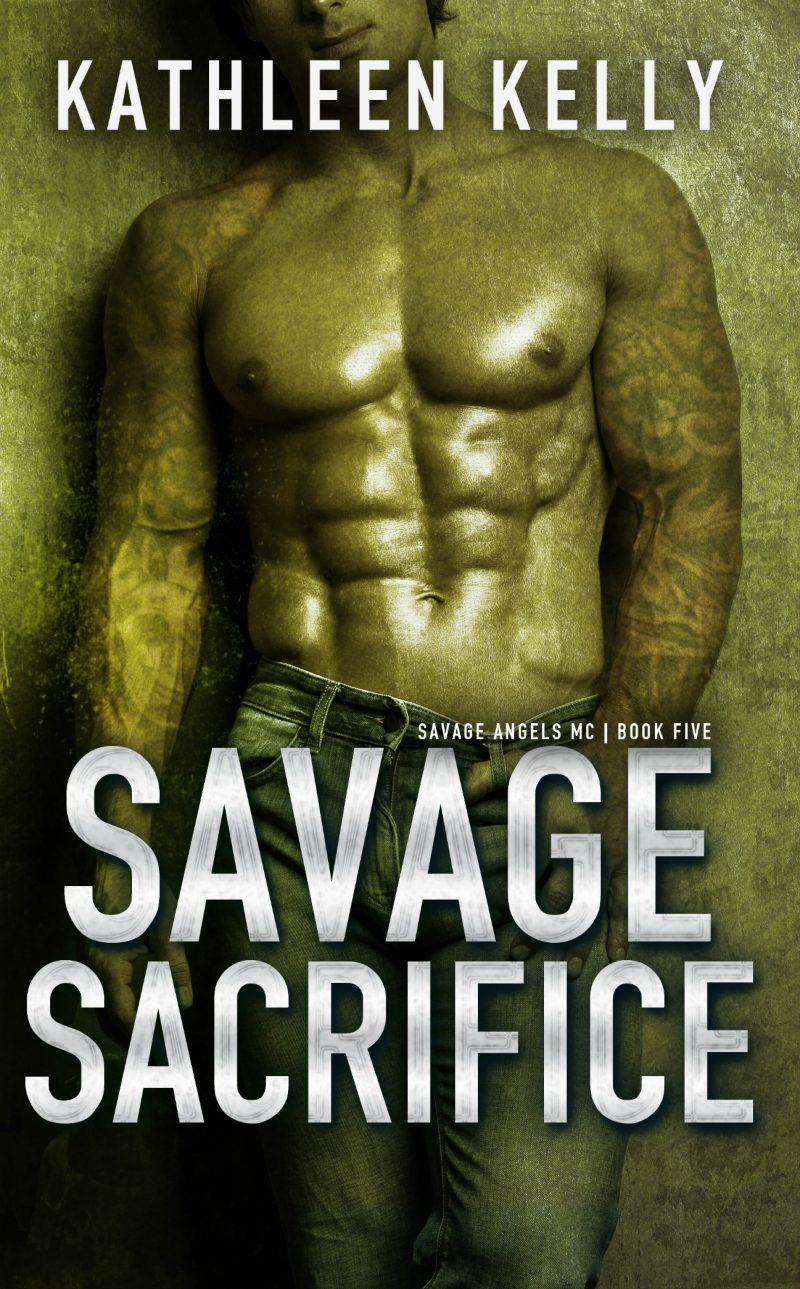 Savage Sacrifice Ebook Cover