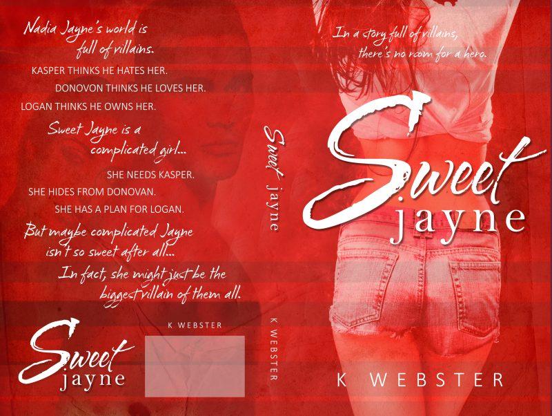Sweet Jayne Full Jacket