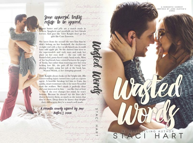 Wasted Words Full Jacket