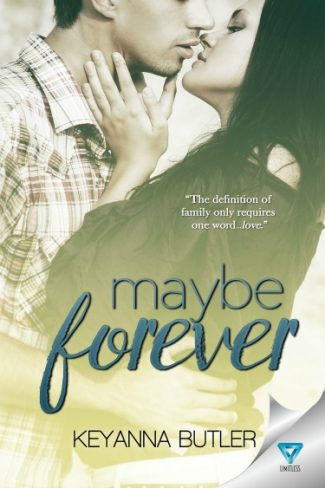 Cover Reveal: Maybe Forever (Missing Pieces #1) by Keyanna Butler
