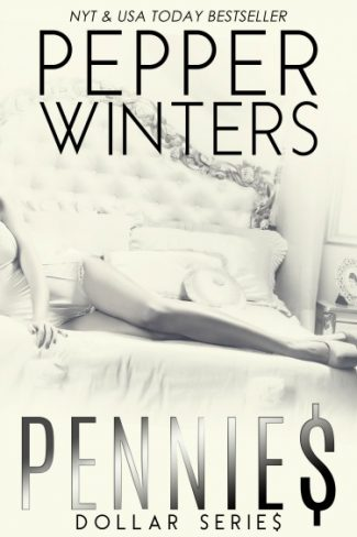Cover Reveal: Pennie$ (Dollar Serie$ #1) by Pepper Winters