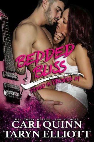 Cover Reveal: Bedded Bliss (Found in Oblivion #1) by Cari Quinn & Taryn Elliott