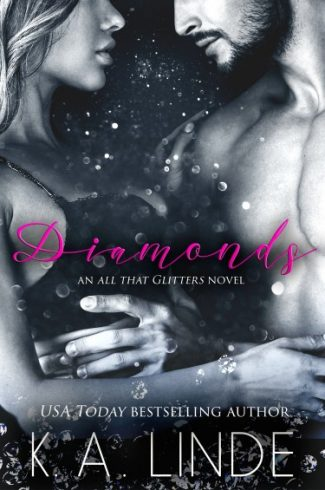 Cover Re-Reveal: Diamonds (All that Glitters #1) by KA Linde