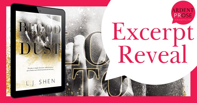 Blood To Dust Excerpt Reveal