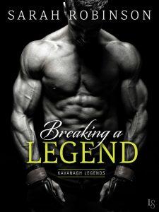 Breaking a Legend Ebook Cover