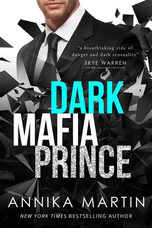 Dark Mafia Prince Ebook Cover