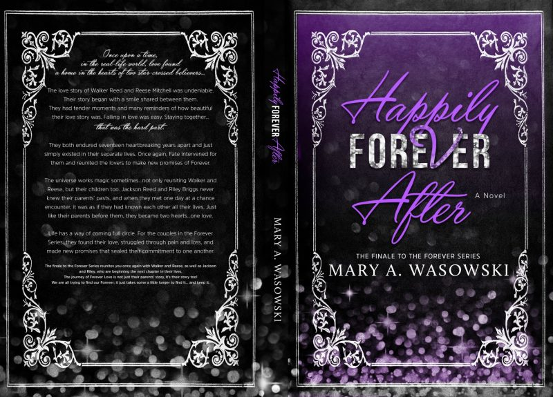 Happily Forever After Full Wrap