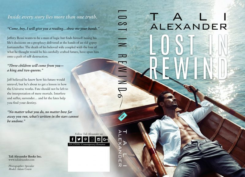 Lost in Rewind Full Wrap