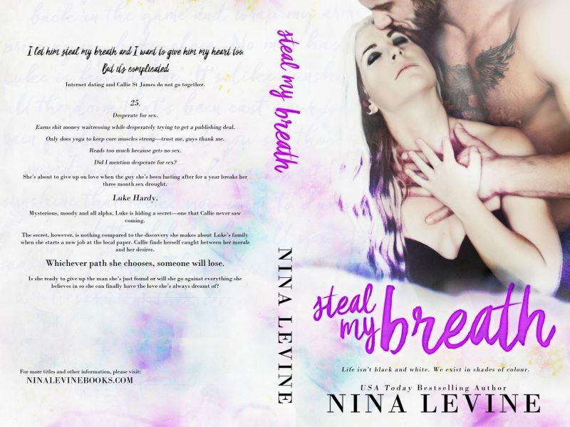 Steal My Breath Full Wrap