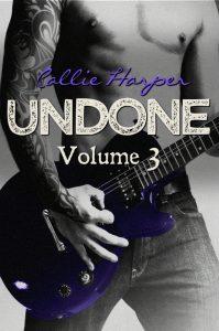 Undone Volume 3 Ebook Cover