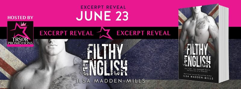 filthy english excerpt reveal