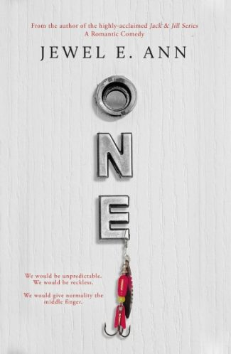 Cover Reveal: One by Jewel E Ann