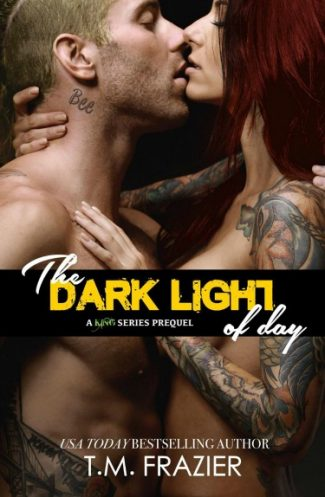 Cover Re-Reveal: The Dark Light of Day (The Dark Light of Day #1) by TM Frazier