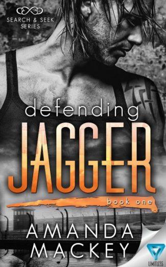 Cover Reveal: Defending Jagger (Search & Seek #1) by Amanda Mackey