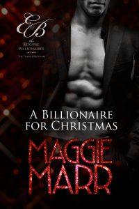 A Billionaire For Christmas Ebook Cover