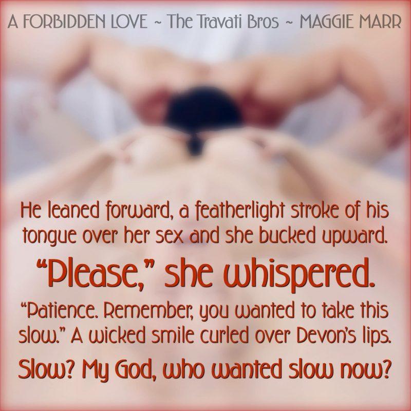A Forbidden Love Teaser 1