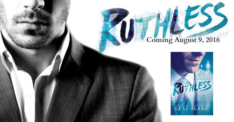 Blake Ruthless plain fb ad coming soon