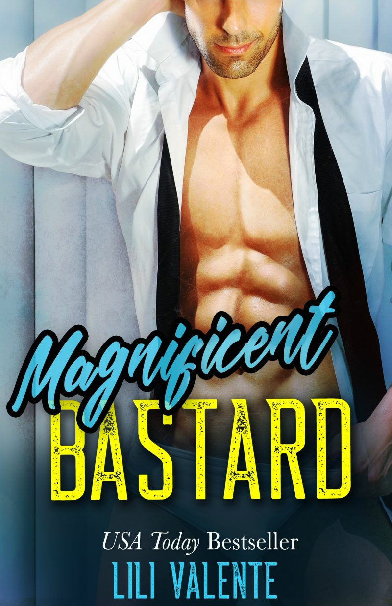 Magnificent Bastard Ebook Cover