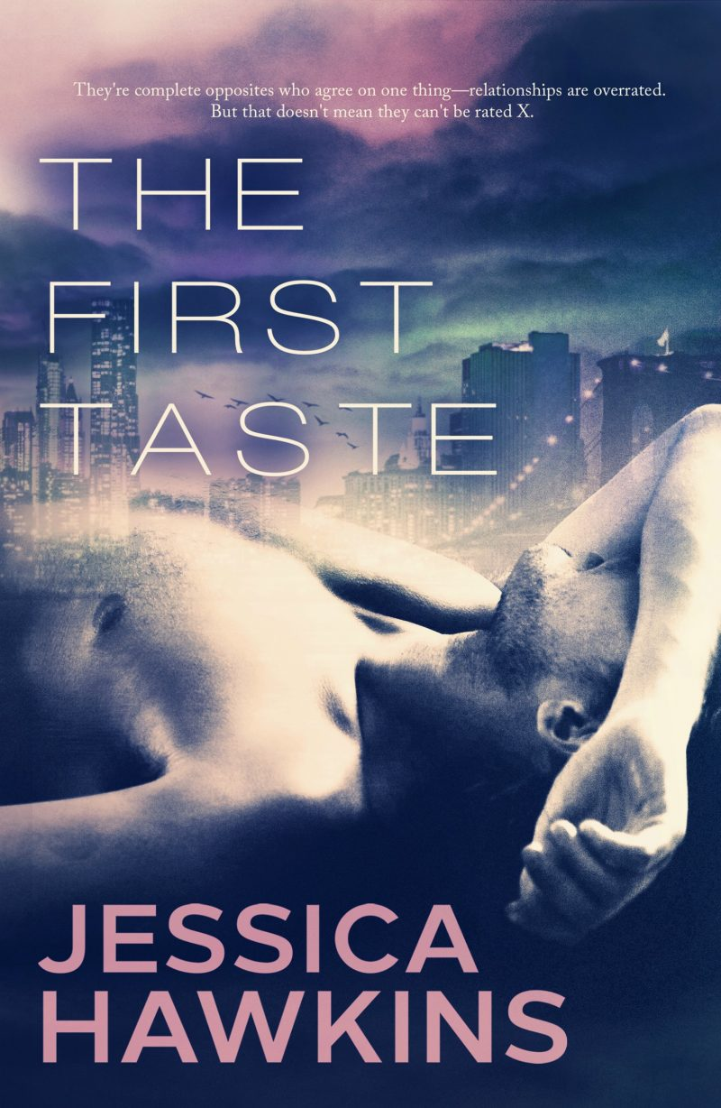 The First Taste Ebook Cover