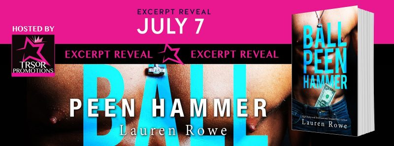 ball peen hammer excerpt reveal